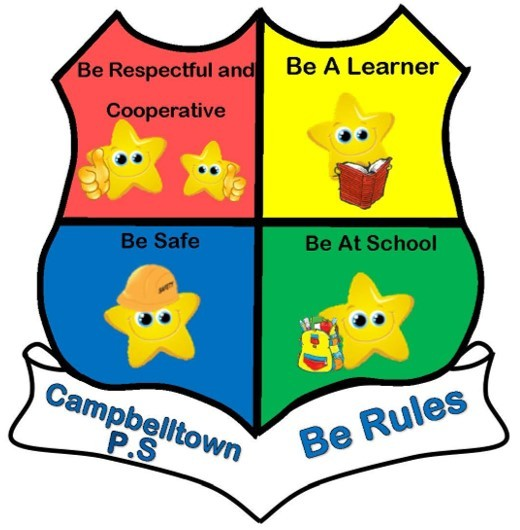 Campbelltown Public School - Be rules